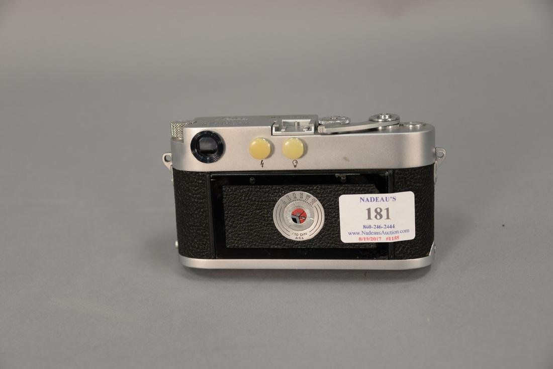 Leica M-3 double stroke (818170) with collapsible - 3