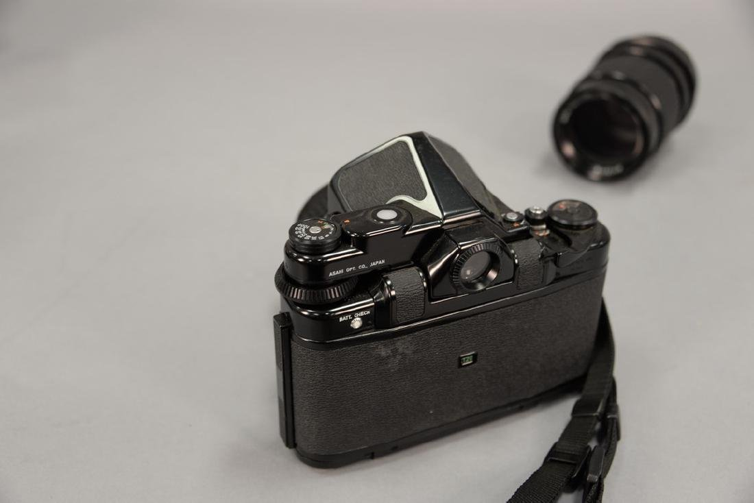 Two piece lot to include Pentax 67 outfit with 67 body, - 4