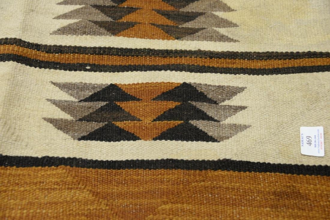 """Group of four American Indian blankets. 17 1/2"""" x 36"""" - 4"""