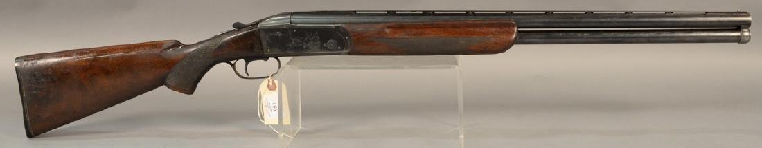 Remington model 32 over under double barrel shotgun, 26