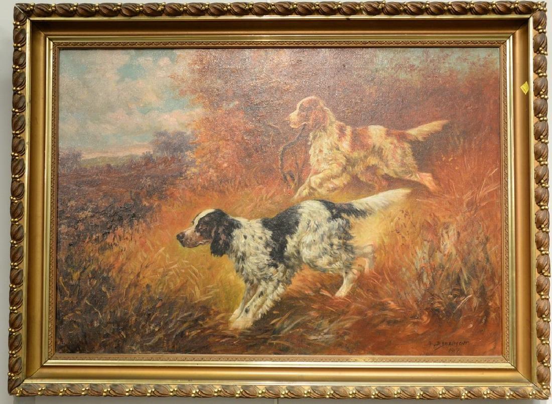 Thomas Dalton Beaumont (b. 1869)  oil on canvas