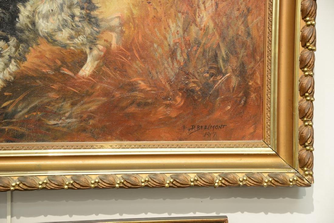 Thomas Dalton Beaumont (b. 1869)  oil on canvas - 2