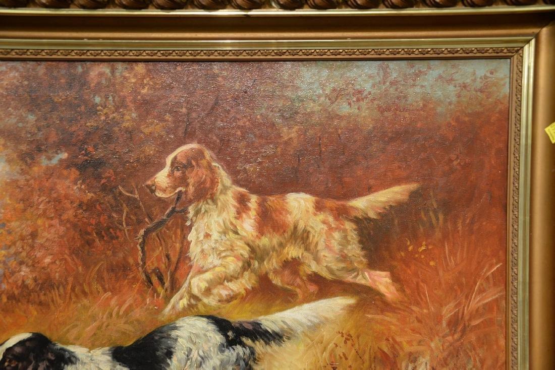Thomas Dalton Beaumont (b. 1869)  oil on canvas - 3