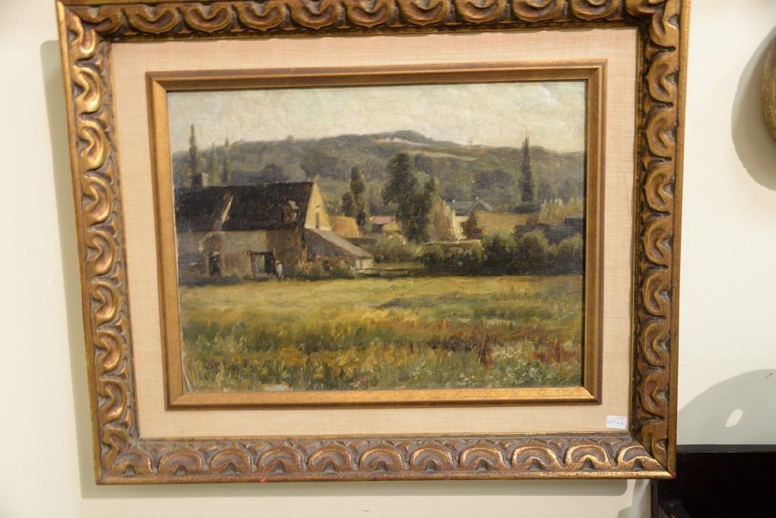 Pair of William Edward Norton (1843-1916)  oil on - 4