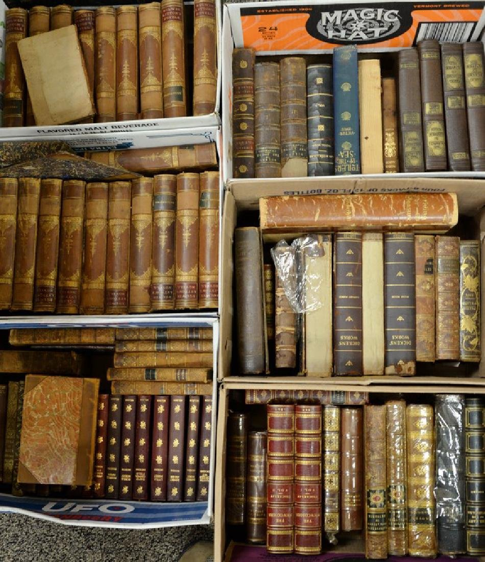 Book lot to include Life and Letters of Macaulay by