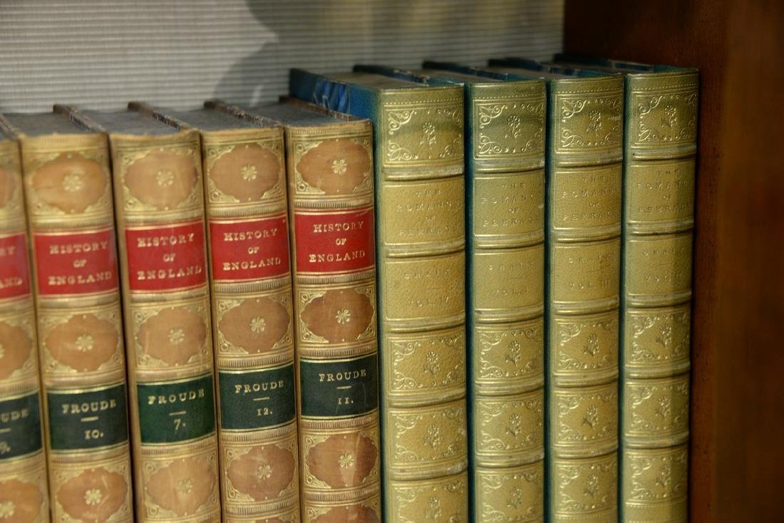 History of England by Froude (6 volume set), History of - 8