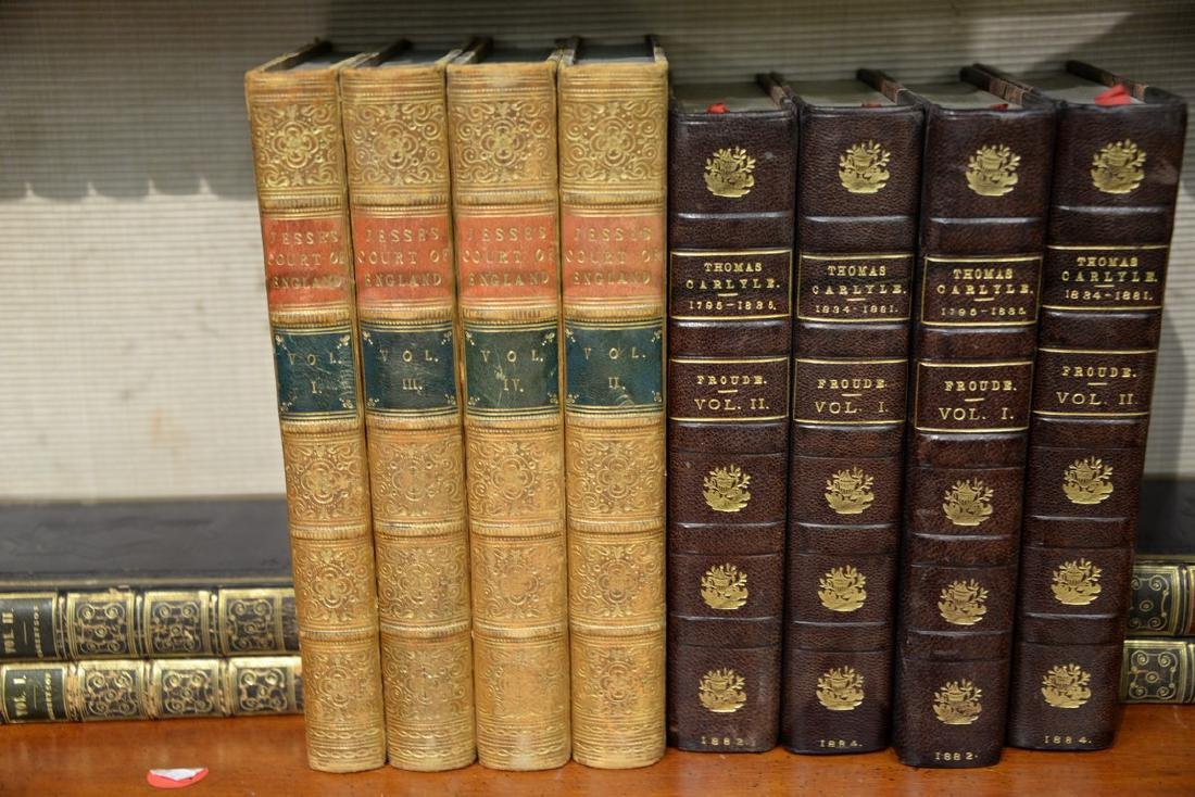 History of England by Froude (6 volume set), History of - 9