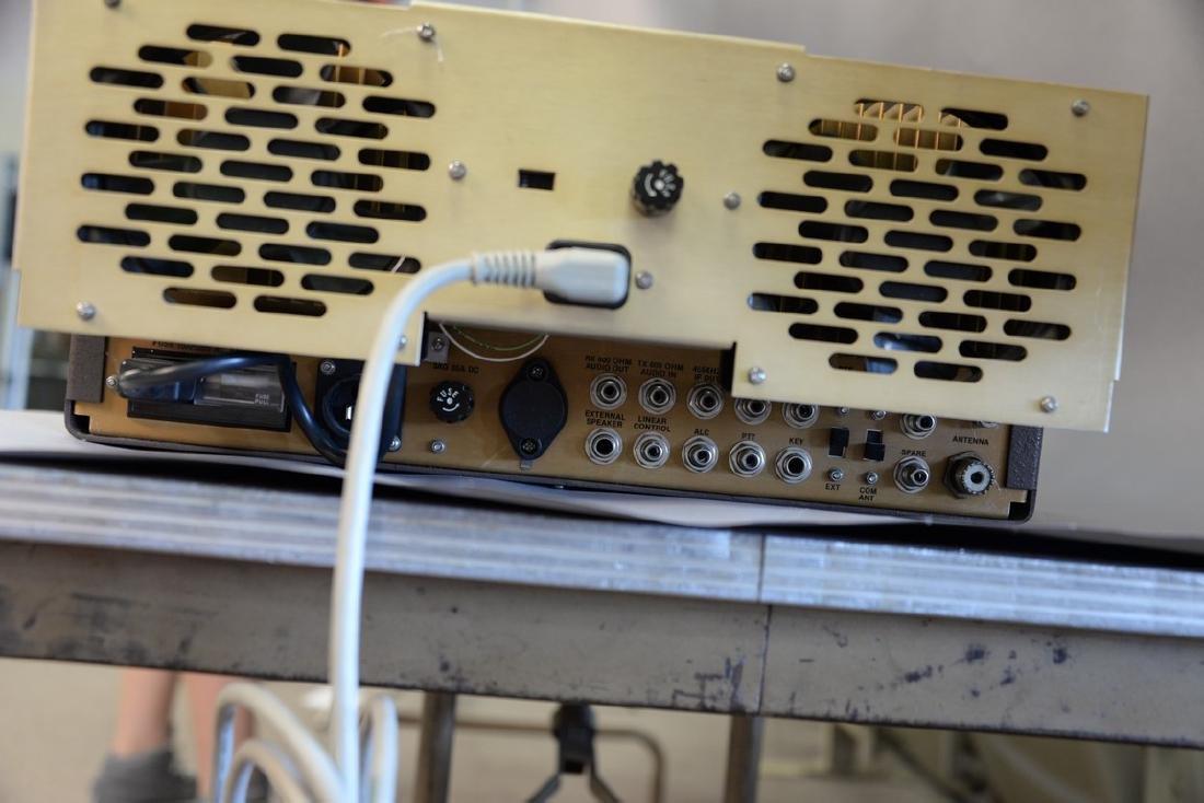 Milspec 1030 Transceiver by Signal One. - 3
