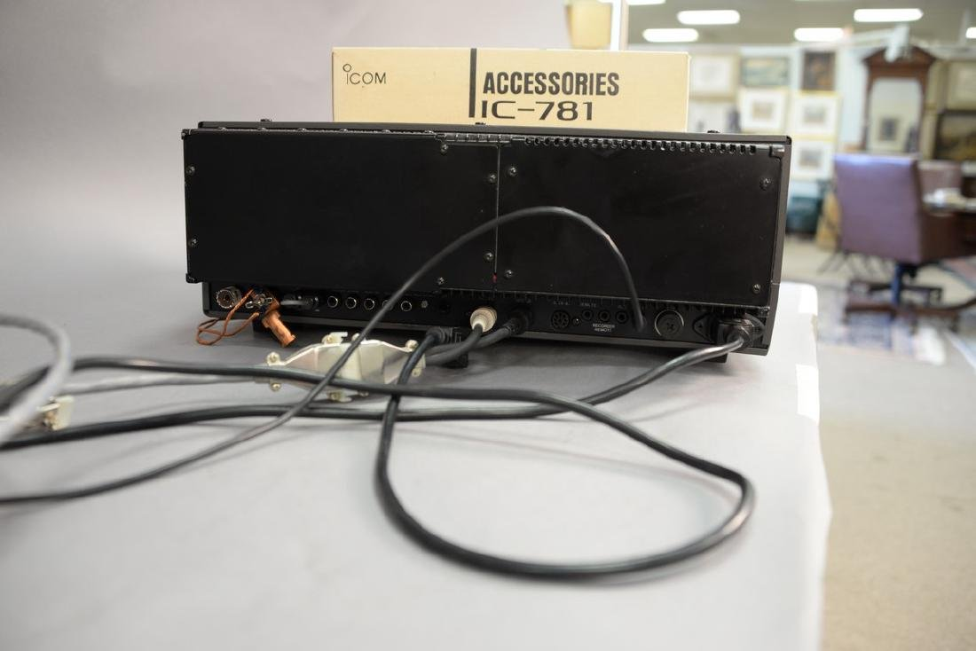 IcomIC-781 HF ham radio transceiver. - 4
