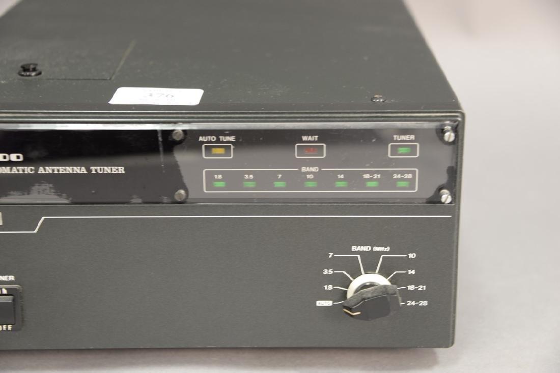 IcomIC-AT500 Automatic Antenna tuner. - 3