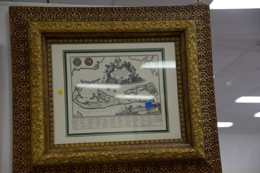 Four piece lot including Charles Wysocki print, David - 3