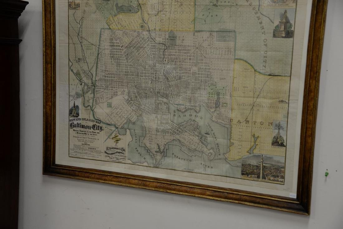 Four framed pieces to include WWI photograph of - 5