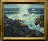 Abraham Jacob Bogdanove (1887-1946), oil on canvas