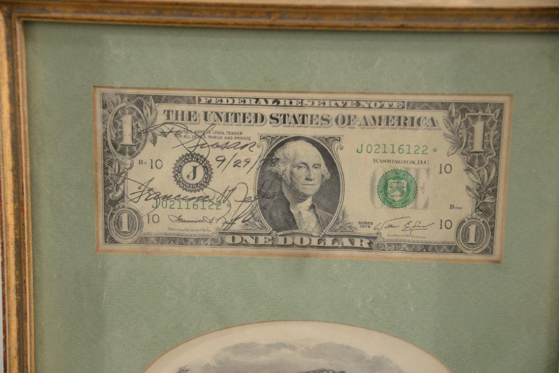 Civil war era group to include one dollar signed from - 2
