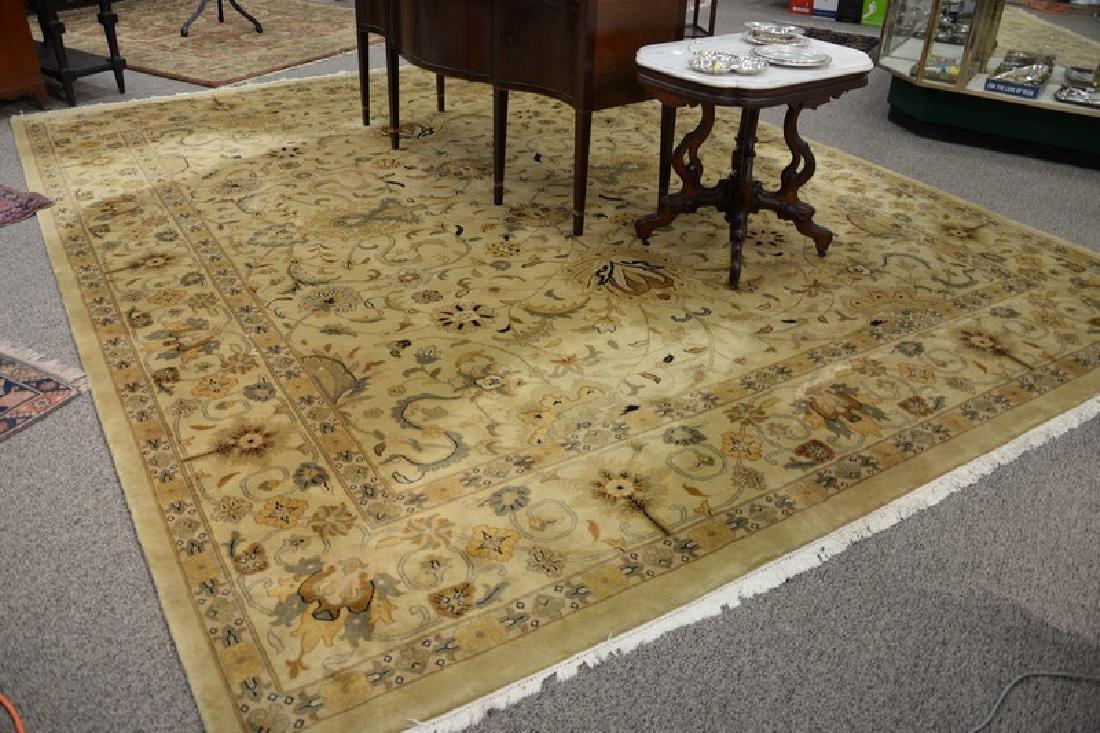 Contemporary Oriental carpet, 12' x 15'.