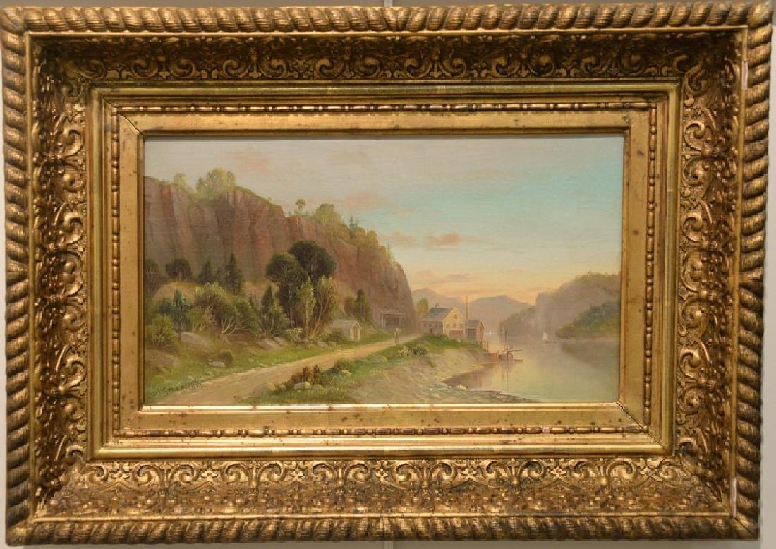 Daniel Charles Grose (1838-1900), oil on canvas,