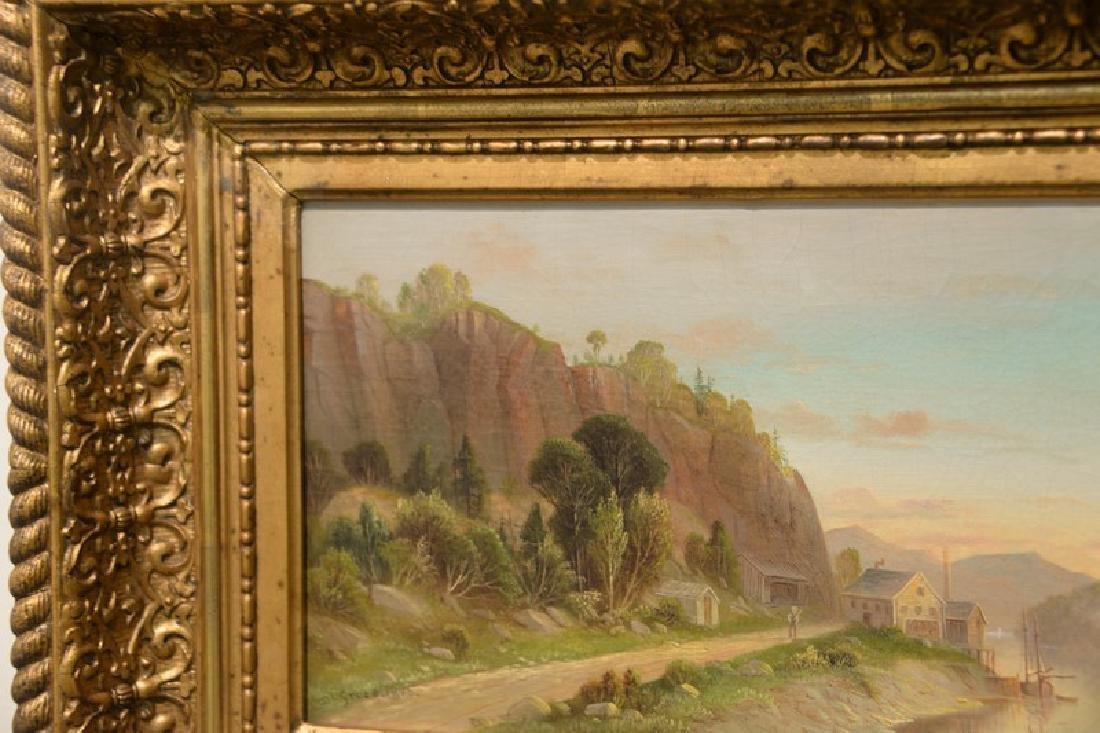 Daniel Charles Grose (1838-1900), oil on canvas, - 2