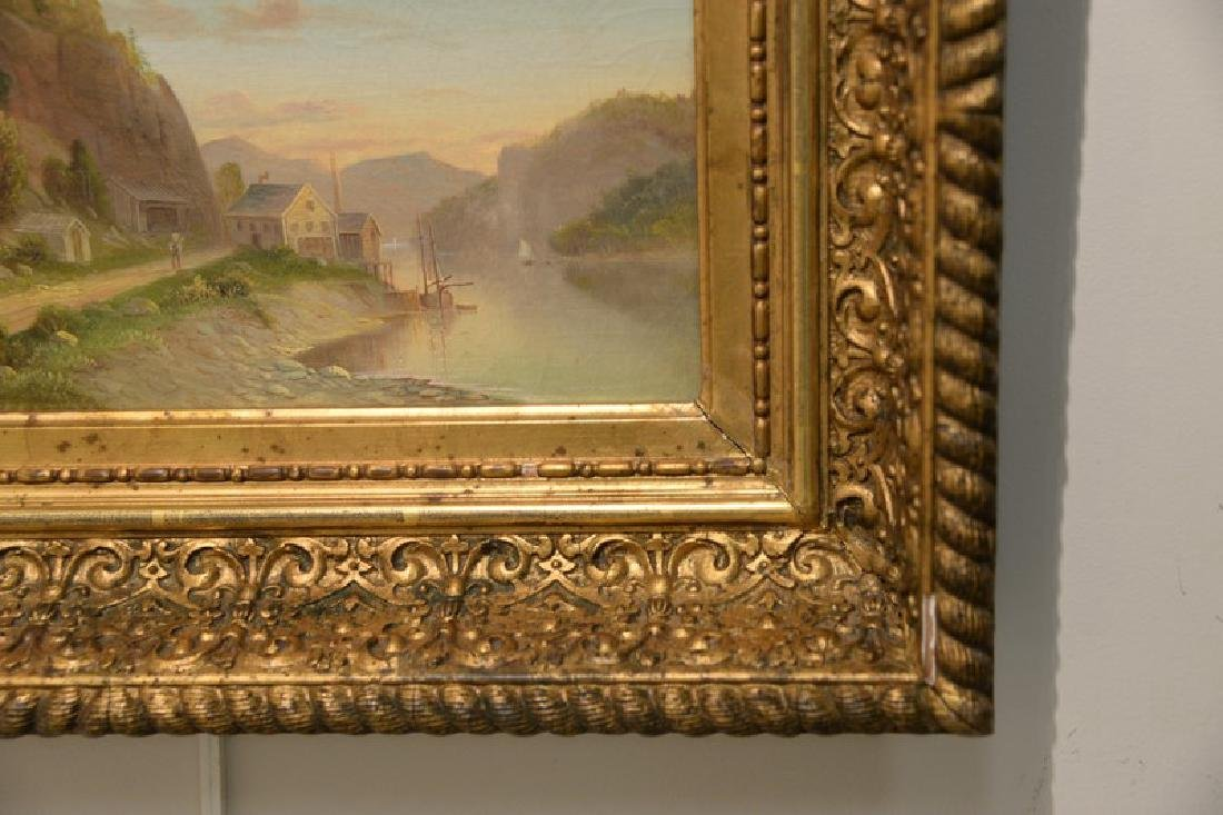 Daniel Charles Grose (1838-1900), oil on canvas, - 3