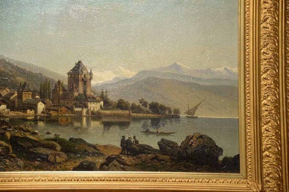 After William Clarkson Stanfield (1793-1867), oil on - 3
