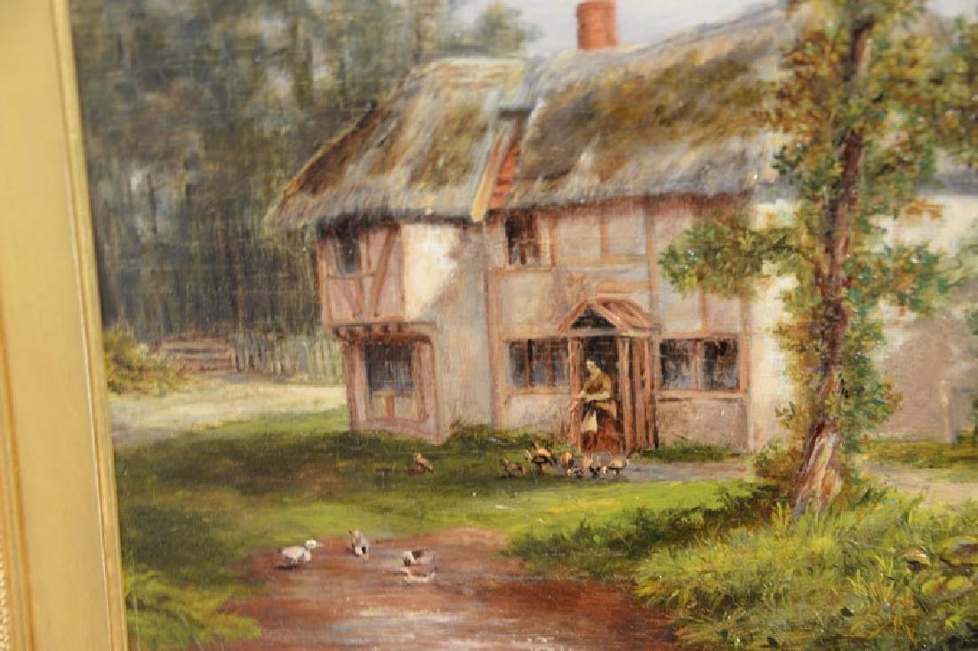 Thomas B. Finlayson (1835-1893) oil on panel, Burgess - 5