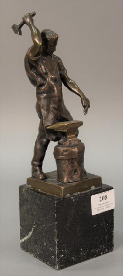 After Julius Schmidt-Felling (1895-1930), bronze, At