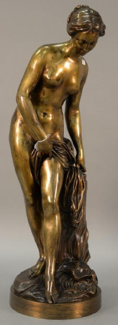 After Etienne Maurice Falconet (1716-1791), bronze,