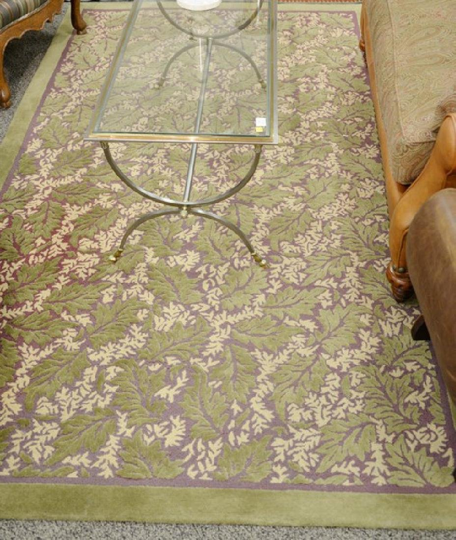 Contemporary carpet, 5' x 9'