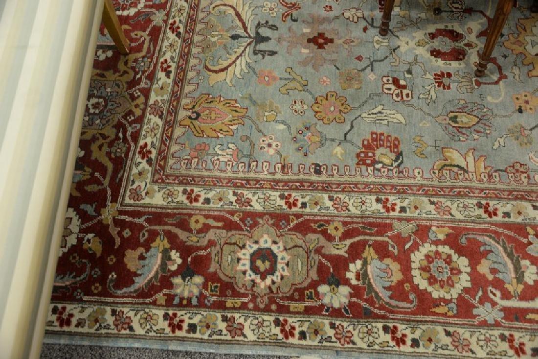 Oriental carpet, 11' x 12'. - 2