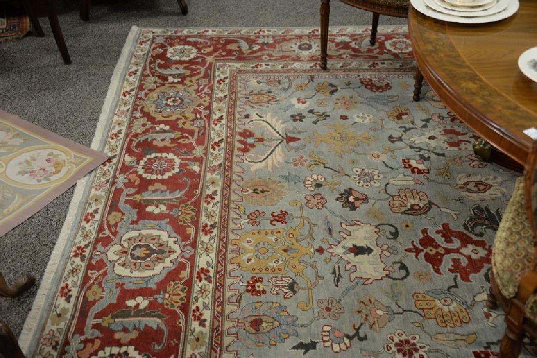 Oriental carpet, 11' x 12'. - 3