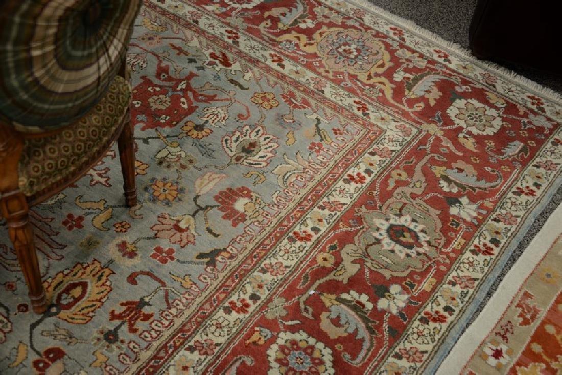 Oriental carpet, 11' x 12'. - 4