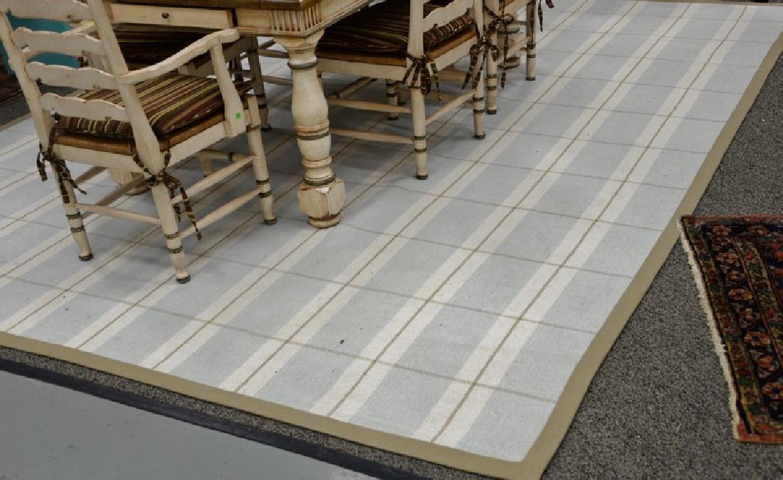 """Contemporary custom carpet, 9'8"""" x 12'2"""""""