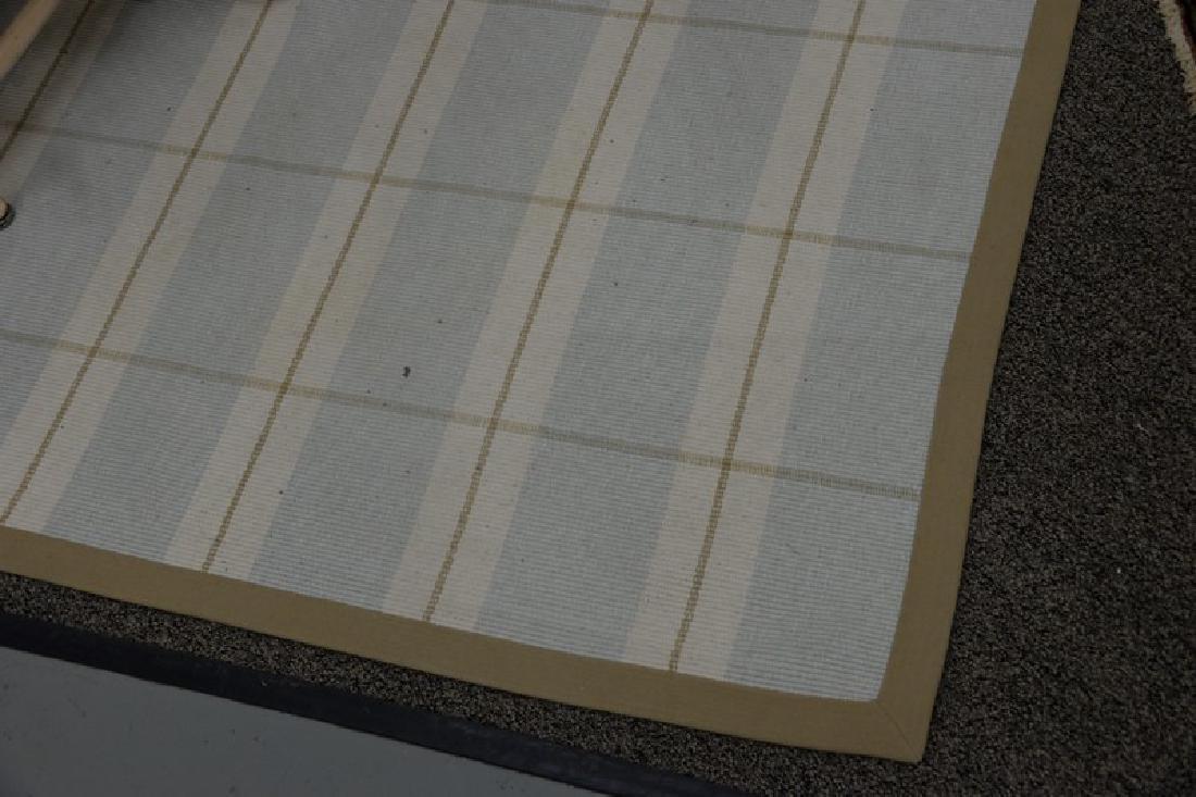 """Contemporary custom carpet, 9'8"""" x 12'2"""" - 2"""
