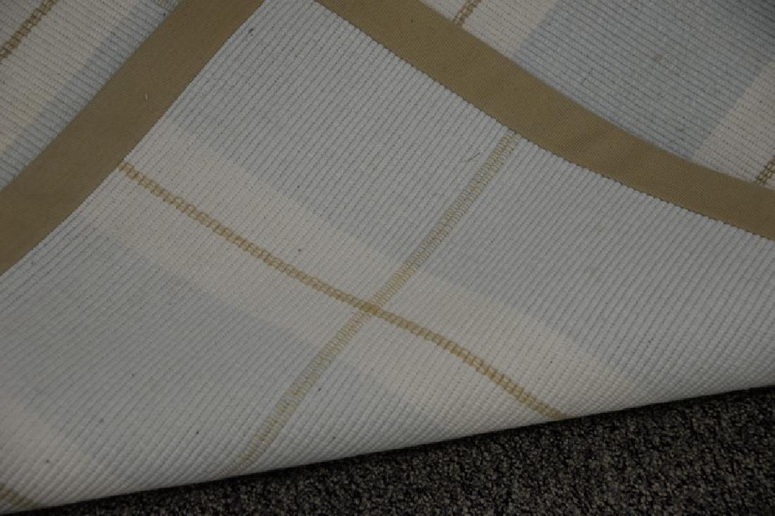 """Contemporary custom carpet, 9'8"""" x 12'2"""" - 3"""