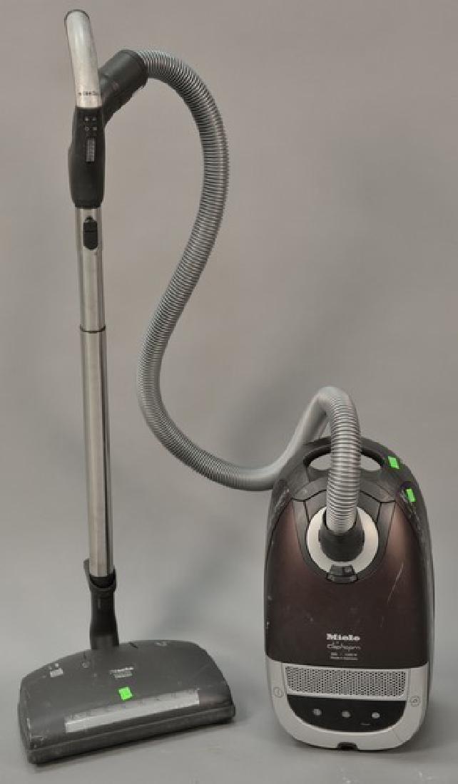 "Miele ""Capricorn"" 1200w vacuum."