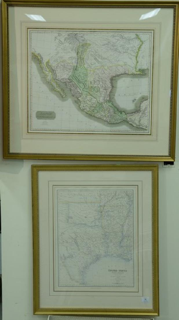Two maps to include:  (1) Spanish North America  sight