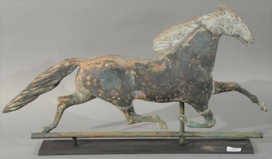 Cushing and White, Ethan Allen running horse
