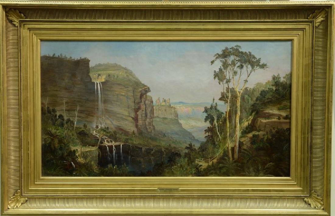 Daniel Charles Grose (1838-1900)  oil on canvas