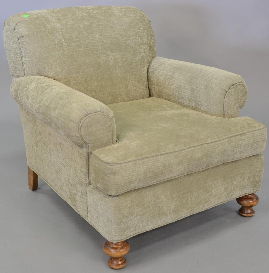 Cazzy Collection Century upholstered easy chair.