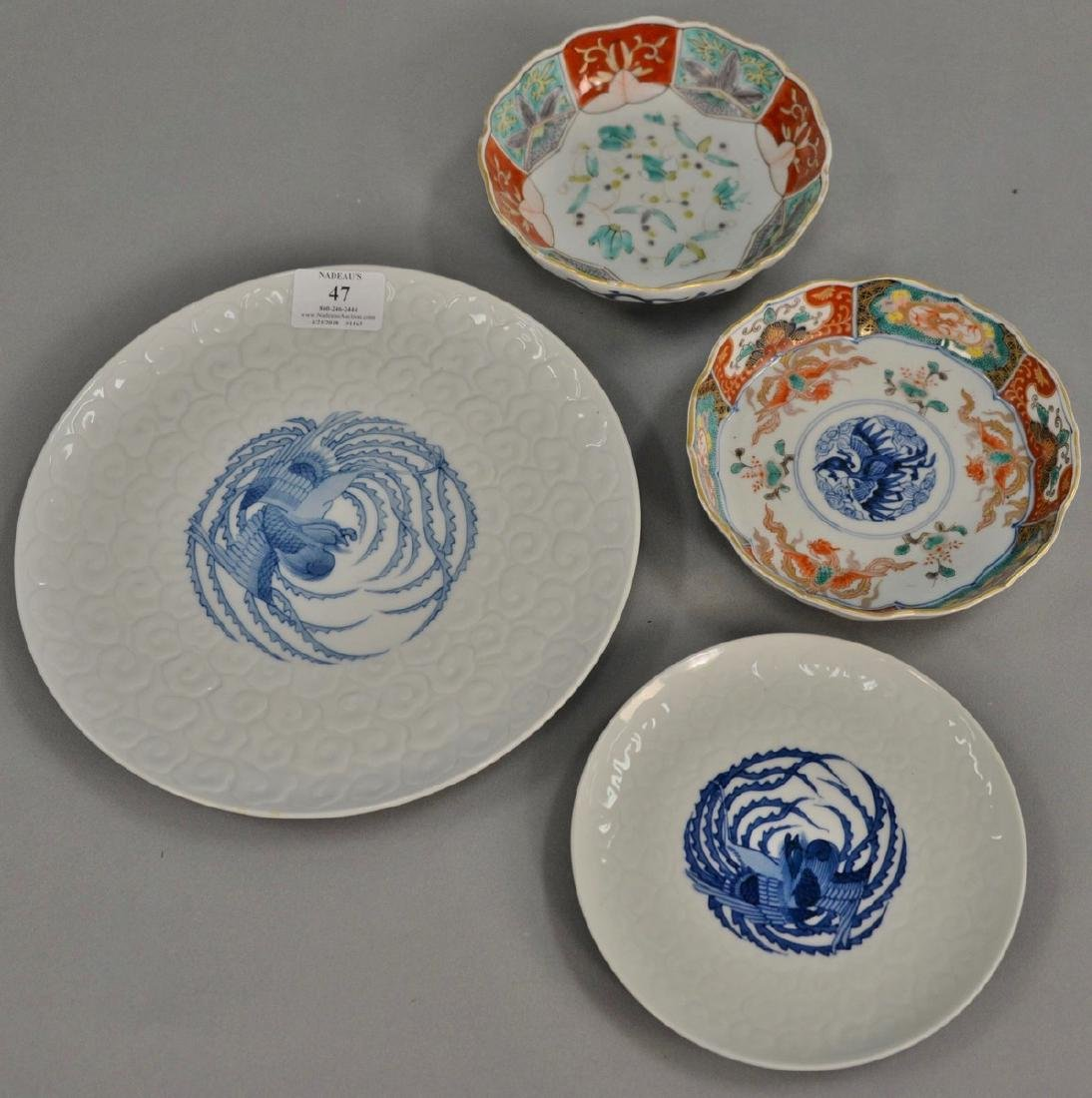 Twenty-two piece lot of group of Chinese porcelain to