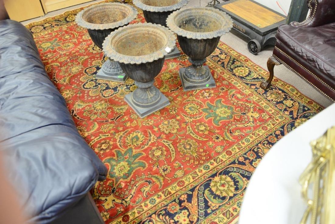 """Oriental area rug. 6'8"""" x 9'6"""""""