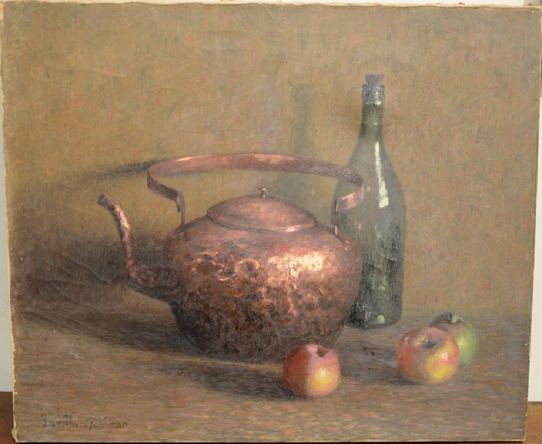 Dorothy Ochtman (1892-1971) oil on canvas, still life