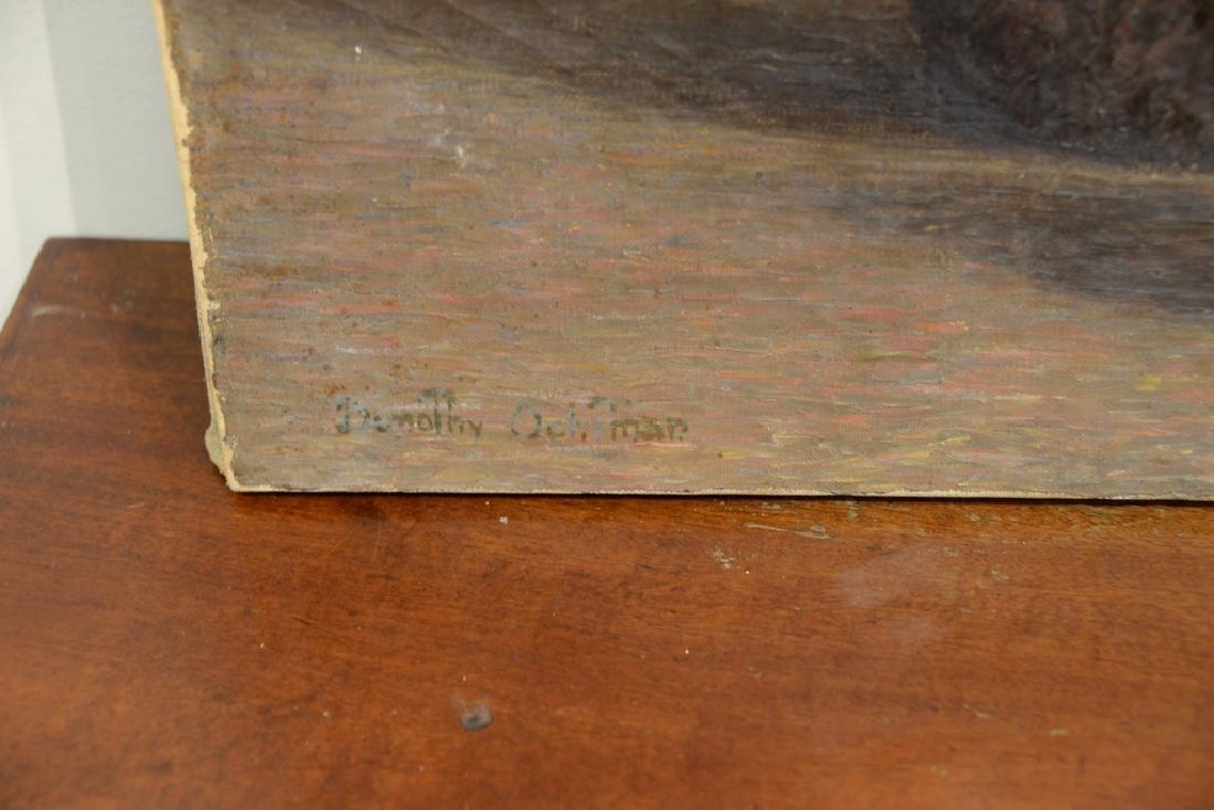 Dorothy Ochtman (1892-1971) oil on canvas, still life - 2