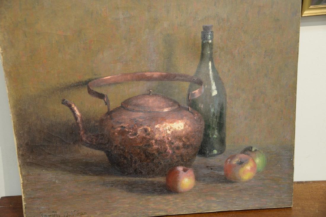 Dorothy Ochtman (1892-1971) oil on canvas, still life - 3
