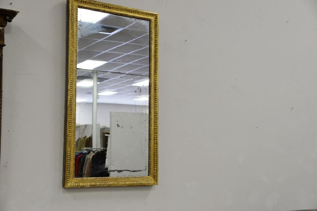 Three large framed mirrors to include large rectangle - 2