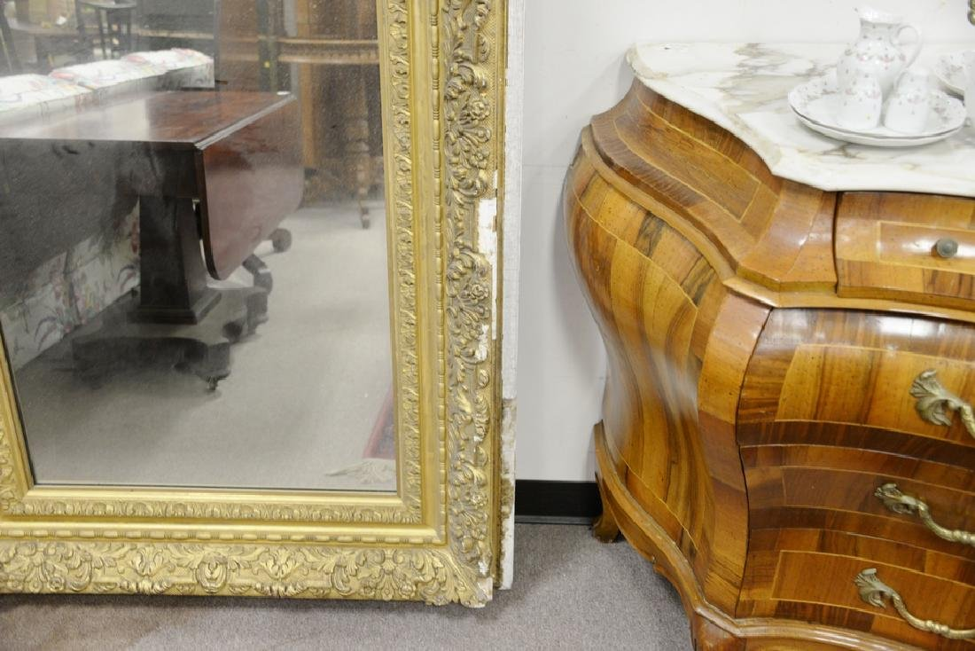 Three large framed mirrors to include large rectangle - 6