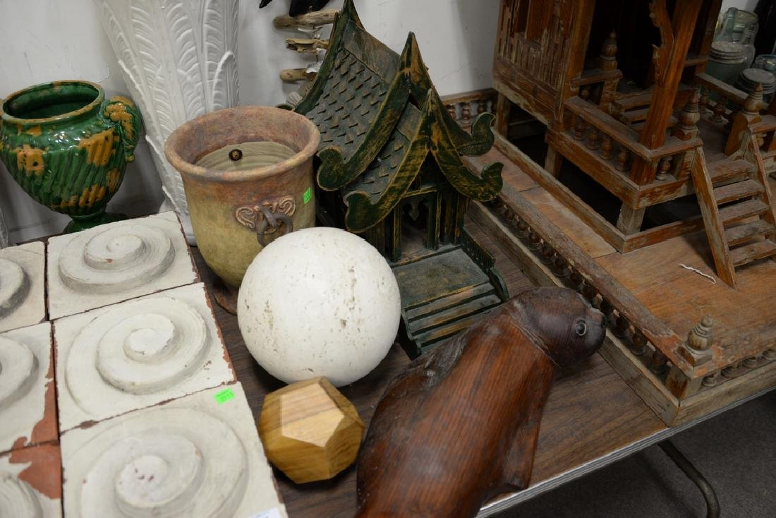 Large group of miscellaneous items to include pair of - 3