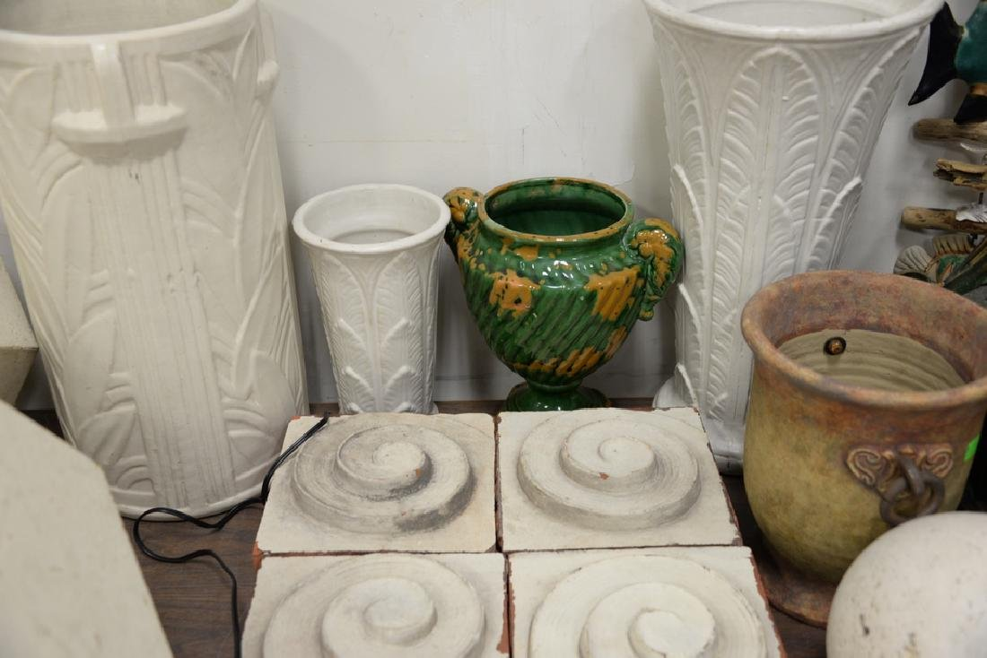 Large group of miscellaneous items to include pair of - 5