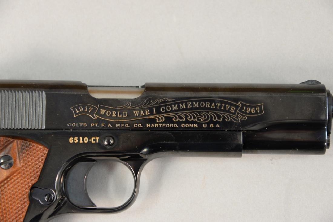 Colt, limited edition, World War I Commemorative, - 2