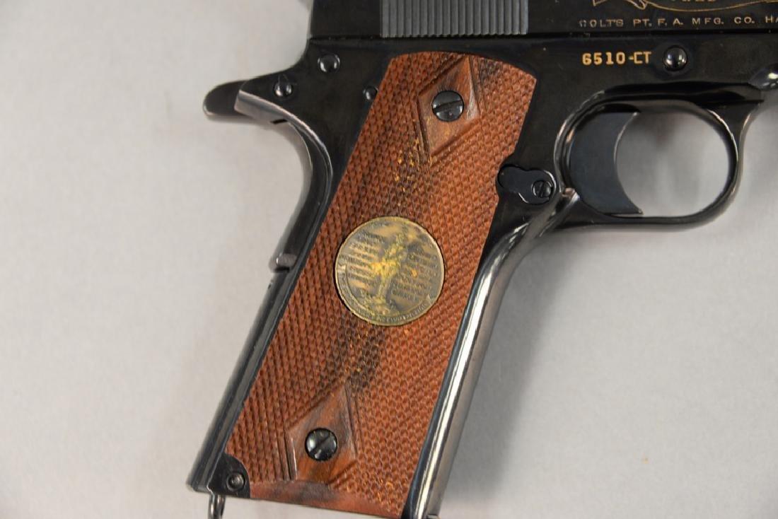 Colt, limited edition, World War I Commemorative, - 3
