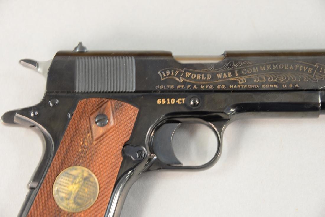 Colt, limited edition, World War I Commemorative, - 4